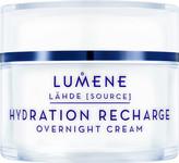 Lumene Lahde Hydration Recharge Overnight Cream