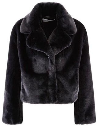 Stand Janet jacket in faux fur