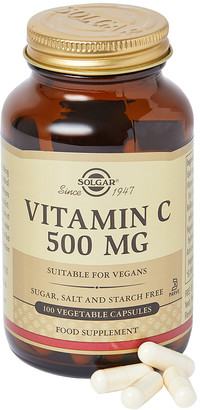 Solgar Vitamin C 500 mg Vegetable Capsules