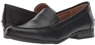 LifeStride Margot (Black) Women's Slip-on Dress Shoes