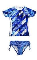 Seafolly Swimsuit Enfant Indie Dreamer Surf Set Bleu