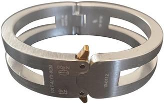 Alyx Silver Steel Jewellery