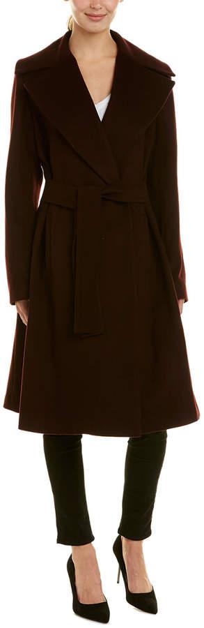 Trina Turk Luna Wool-Blend Coat
