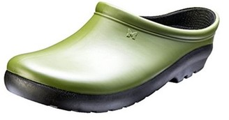Sloggers 260CG09 Size 9 Women's Green Cactus Clog
