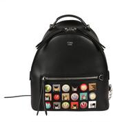 Fendi Mini Pyramid Studded Backpack
