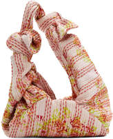 Simone Rocha Pink Little Double Bow Bag