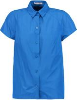 Carven Taffeta blouse