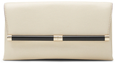 Diane von Furstenberg 440 Envelope Leather Clutch
