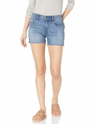 Daily Ritual Amazon Brand Women's Denim Cutoff Short-Base A