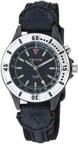 Dakota Women's Quartz Metal and Leather Watch, Color: (Model: 27278)
