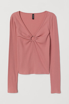 H&M V-neck top