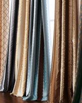 "Horchow Each 96""L Curtain"
