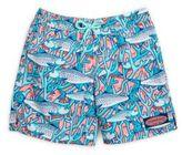 Vineyard Vines Toddler's, Little Boy's & Boy's Bonefish Drawstring Swim Shorts