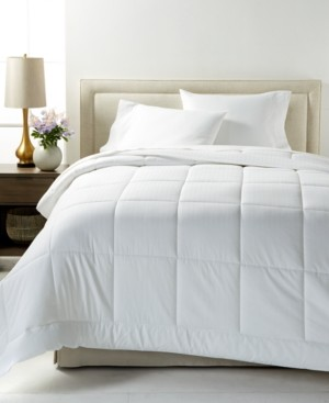 Charter Club Down Alternative Super Luxe 300-Thread Count King Comforter, Created for Macy's Bedding