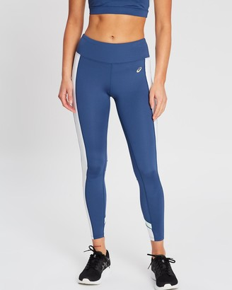 Asics Women's Tights - Tokyo Train Tight - Women's - Size One Size, XS at The Iconic