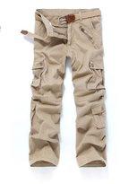 Ouroboros Pants Men's Canvas Cargo Pants