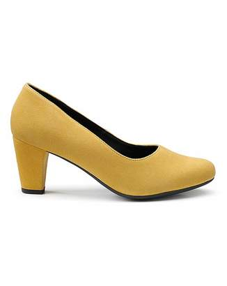 Hotter Joanna Standard Fit Court Shoe