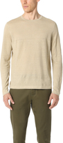 Theory Lemair Linen Sweater