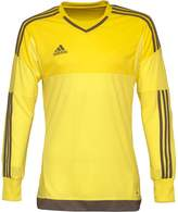 adidas Mens 3 Stripe Top 15 ClimaCool Padded Goalkeeper Shirt Bright Yellow