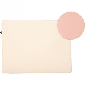 Roksanda Beige Leather Clutch bags
