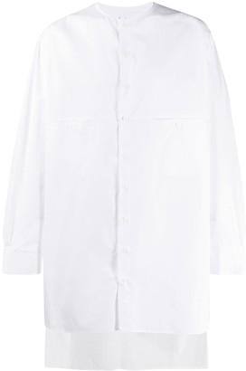 Yohji Yamamoto Overzied Buttoned Shirt