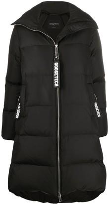 Goose Tech Long-Back Padded Coat