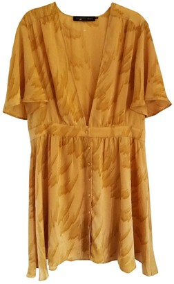 House Of Harlow Gold Dress for Women