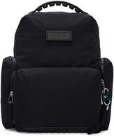 Kenzo Black Studded Backpack