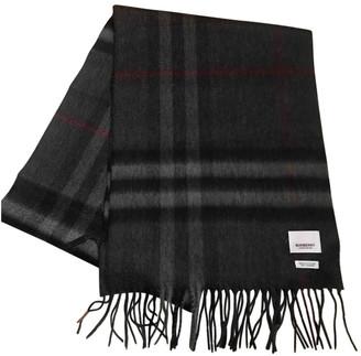 Burberry Other Cashmere Scarves & pocket squares