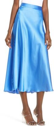 Vero Moda Christa Midi Skirt
