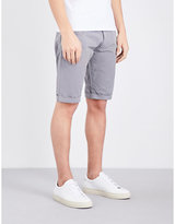 Armani Jeans Straight Cotton-jersey Shorts