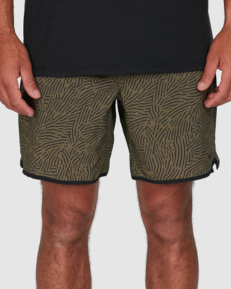 RVCA Yogger Stretch Shorts