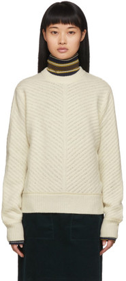 A.P.C. Off-White Rita Sweater