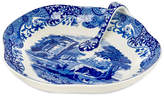 Spode Blue Italian Handled Tray