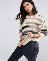 Rip Curl Cameo Fringe Sweater