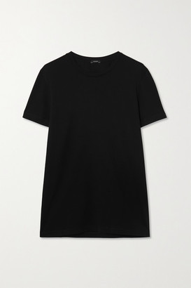 Joseph Cotton-jersey T-shirt - Black
