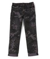 Ralph Lauren Little Boys 5-7 Eldridge Camouflage-Print Skinny Stretch Jeans