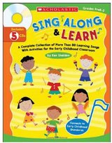 Sing Along and Learn (Book+CD)