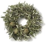 Olive & Artichoke Wreath