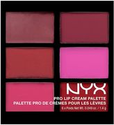 NYX Professional Makeup Pro Lip Cream Palette Vamps