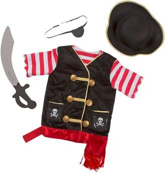 Melissa & Doug Pirate Dress Up Costume