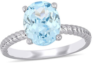 Rina Limor Fine Jewelry 14K 2.10 Ct. Tw. Aquamarine Ring