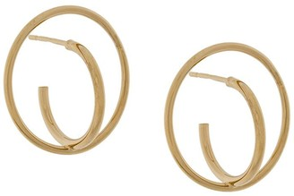 Charlotte Chesnais Saturn small earrings