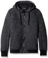 Rogue Men's Full Zip With Drawstring Hoodie