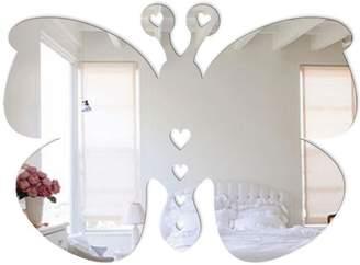 Mungai Mirrors 45cm Baby Butterfly Acrylic Mirror