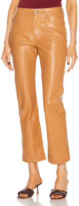 Simon Miller Straight Leg Pant in Toffee | FWRD