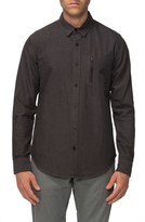 Tavik Men's 'Rivington' Regular Fit Zip Pocket Dobby Woven Shirt