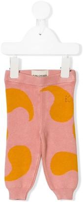 Bobo Choses Comma Print Track Pants
