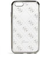 GUESS Silver-Tone Quattro G iPhone 6 Case