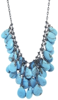 Ten Thousand Things Turquoise Luxe Cluster Necklace